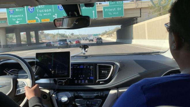 Robots on the road - how close is our driverless future