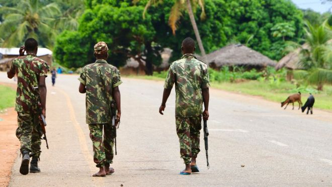 Mozambique jihadists seize key town in Cabo Delgado.