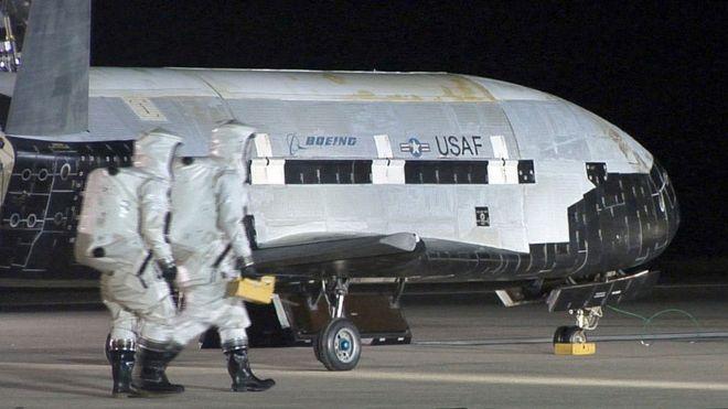 Avión X-37B