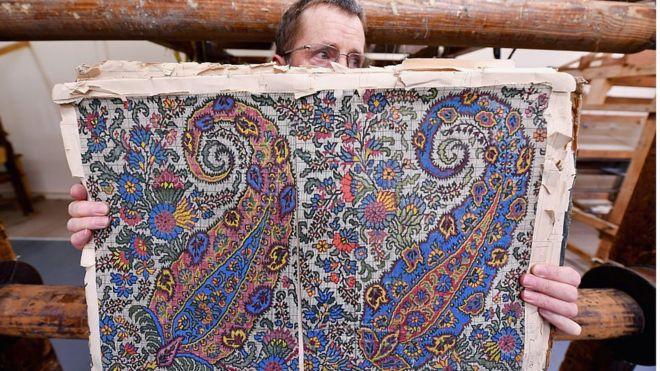 HISTORIA: El misterioso símbolo de la vida y la eternidad que estampa telas y fascinó a los persas