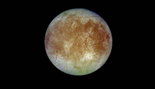 ดวงจันทร์ยูโรปาของดาวพฤหัสบดี