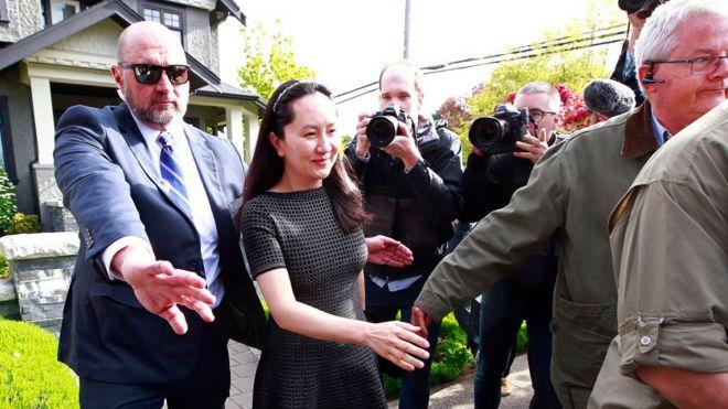 华为孟晚舟再度出庭 审判过程将长达数月