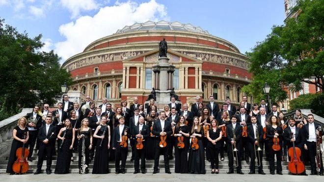 Королевский филармонический оркестр