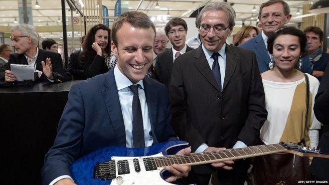 Fela Kuti: France President Emmanuel Macron go show for di