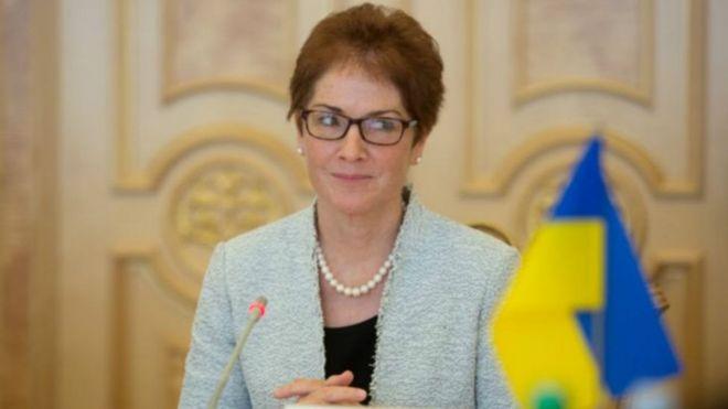 Посол США розповіла, доки будуть діяти санкції проти РФ