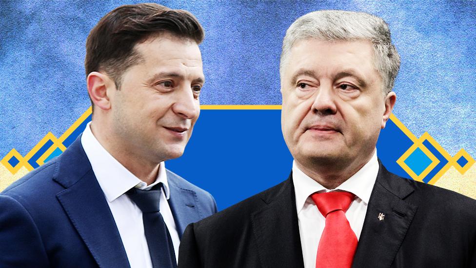 21 апреля 2019 — Выборы на Украине — Порошенко или Зеленский — Новости Украины