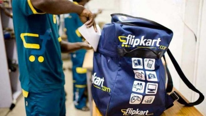 b064db344f3 Why did Walmart buy India s Flipkart  - BBC News