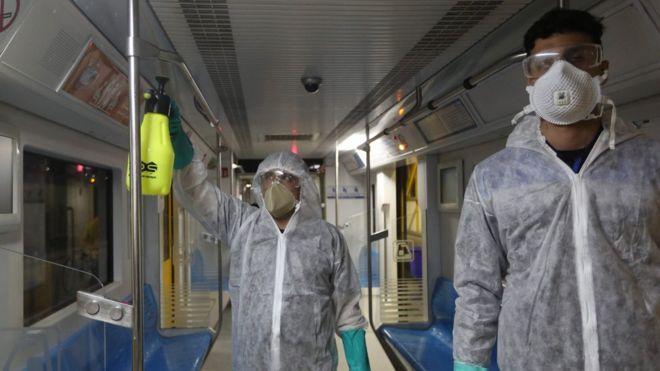 bbc news coronavirus