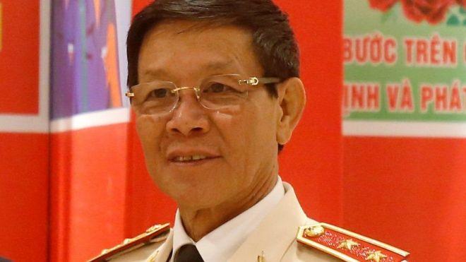Cựu Trung tướng 'anh hùng công an' Phan Văn Vĩnh bị đề nghị truy tố