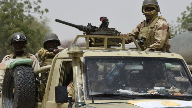 Boko Haram ambush: True-true Boko Haram kill soldiers for Metele