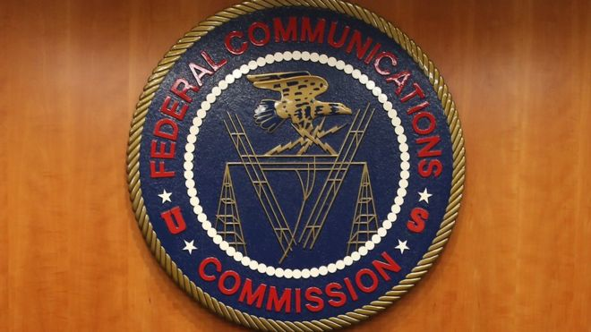 Seal of the FCC