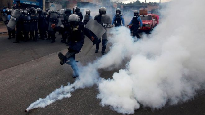 Deadly Violence Over Disputed Honduras Election Result