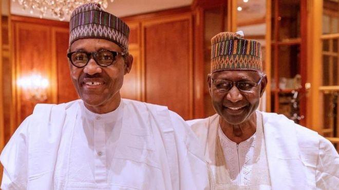 President Buhari re-appoint Boss Mustapha, Abba Kyari as SGF, Chief of Staff