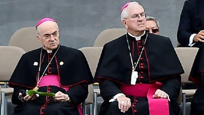 Video bbc sex crimes and vatican