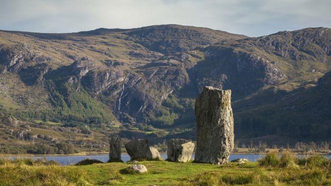 Uragh stone circle, County Kerry