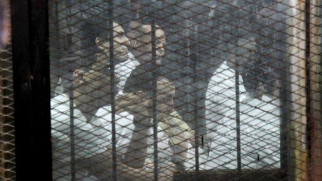 مصر ۹ نفر از محکومان ترور دادستان عمومی را اعدام کرد