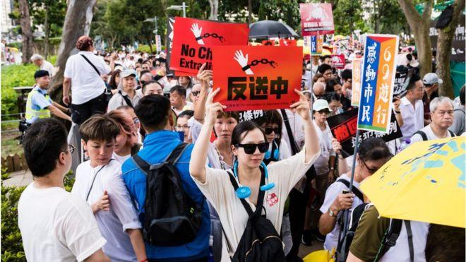 Hong Kong: Biểu tình gia tăng khi dự luật dẫn độ được bàn thảo