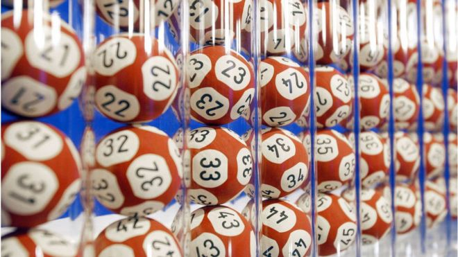 UK EuroMillions winner claims £115m prize - BBC News