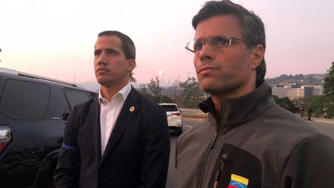 Resultado de imagen para Guaidó