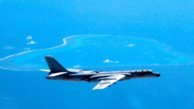 中國的轟-6K轟炸機