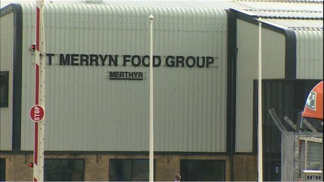 St Merryn Foods In Merthyr