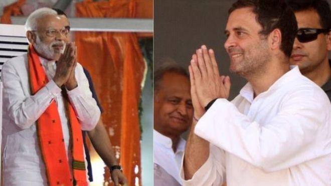 Modi - Rahul