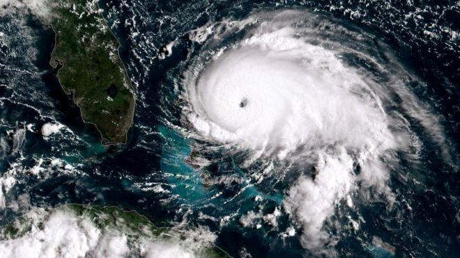 Resultado de imagen para dorian huracan 3