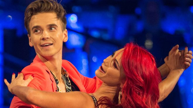 strictly come dancing s joe sugg worried he was this year s joke