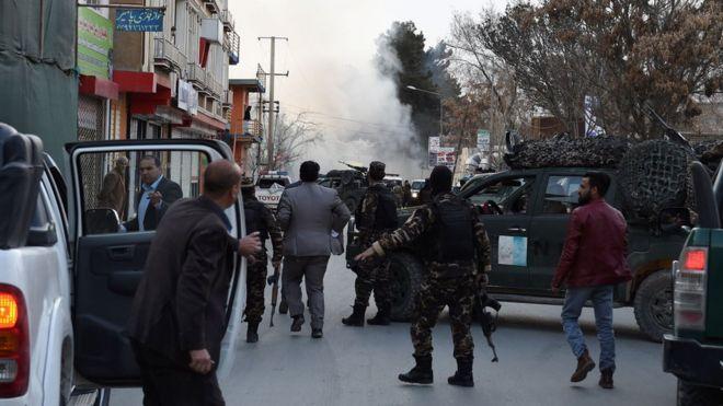 Afganistan'da hastane saldırısı sonrası 9 subay görevden alındı