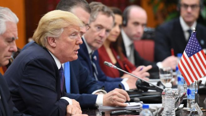 Trump luôn muốn rút khỏi Hiệp định Đối tác xuyên Thái Bình Dương