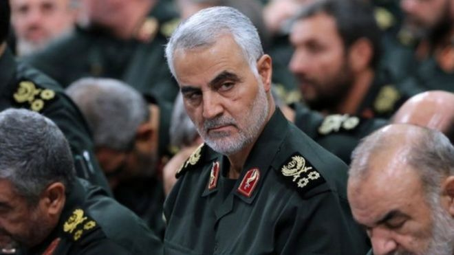 Lầu Năm Góc xác nhận quân đội Hoa Kỳ đã giết Thiếu tướng Soleimani của Iran
