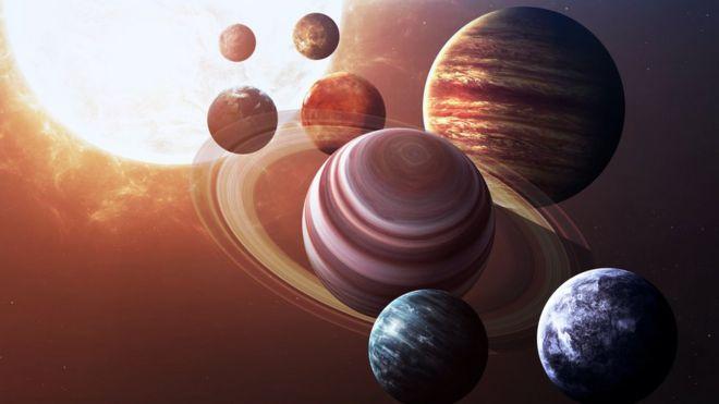 Resultado de imagen para conformación de los Anillos de Júpiter