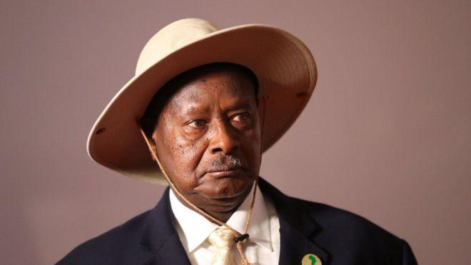 Itegeko rivuga ko abishatse, Prezida Museveni yemerewe gukomeza akitoza