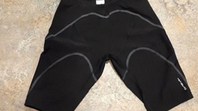 Suspect's shorts