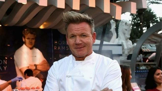 Gordon Ramsay's restaurant group reports loss as sales fall