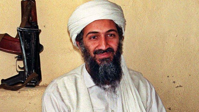 Osama Bin Laden: Mother Alia G...