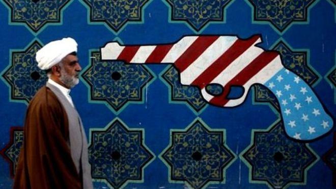 Mỹ tái áp đặt lệnh trừng phạt lên Iran