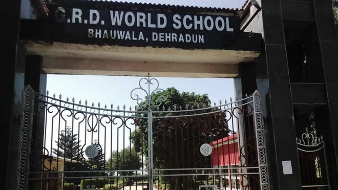 India school principal held for 'covering up' student rape