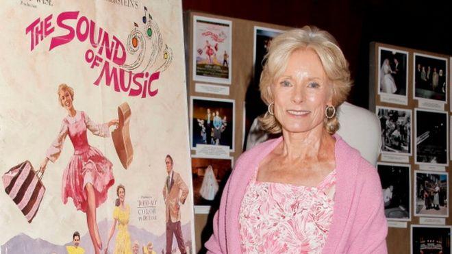 Sound of Music 'Liesl' actress Charmian Carr dies - BBC News