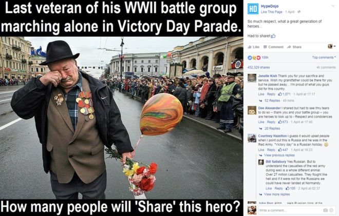 the mystery veteran who won the internet s heart bbc news