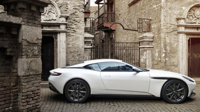Aston Martin Roars Back Into The Black With 87m Profit Bbc News