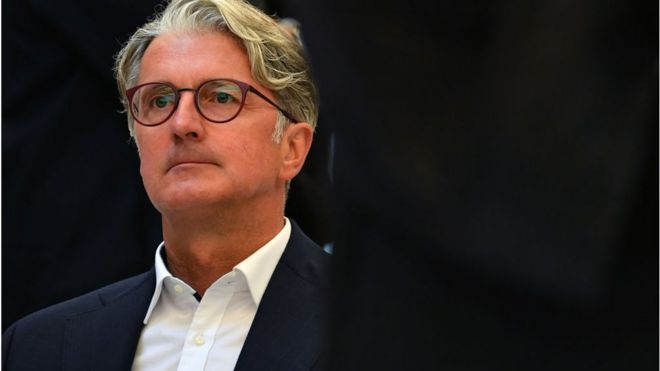 Ex-Audi Boss Stands Trial over 'Dieselgate' Scandal in Germany