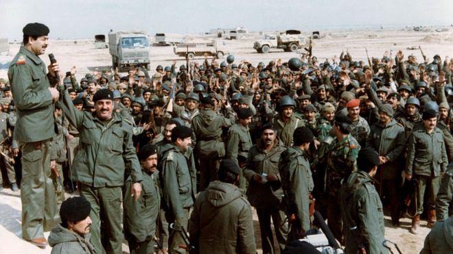 مذكرات نزَّار: صدام حسين