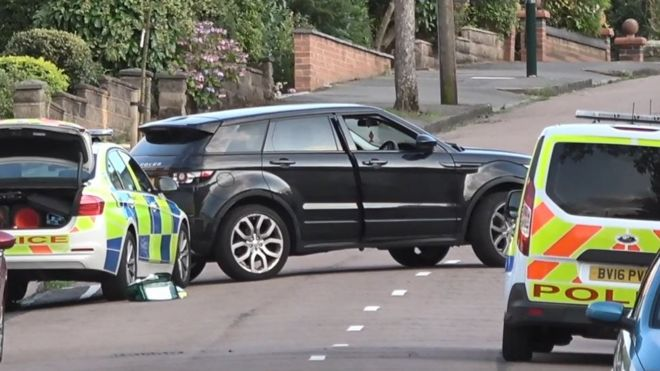 Attempted Murder Charge Over Pc Run Over By Own Car In Moseley Bbc