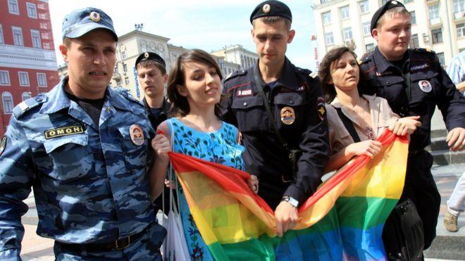 Европейские гей русские