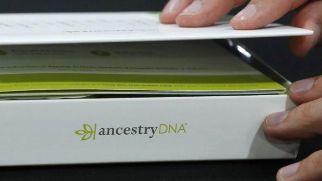 Ancestry com denies exploiting users' DNA - BBC News