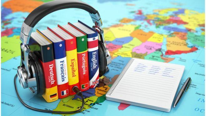 language tapes