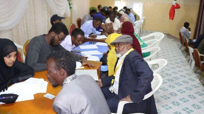 Diiwaangelinta shaqaalaha dawladda Somaliland