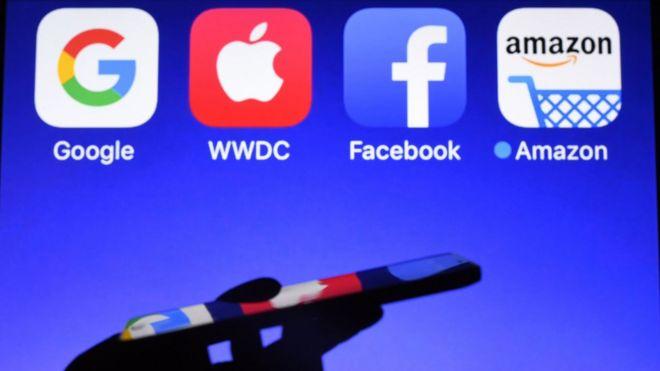 fbdf9b8eda Google, Apple, Facebook y Amazon: cómo funciona el