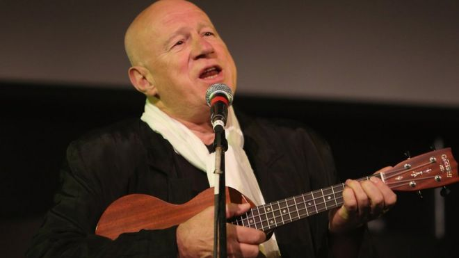 NEIL INNES, English Writer, Comedian and Musician